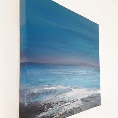 Buy Cornish Art Christine Brunnock Heatwave At An Angle