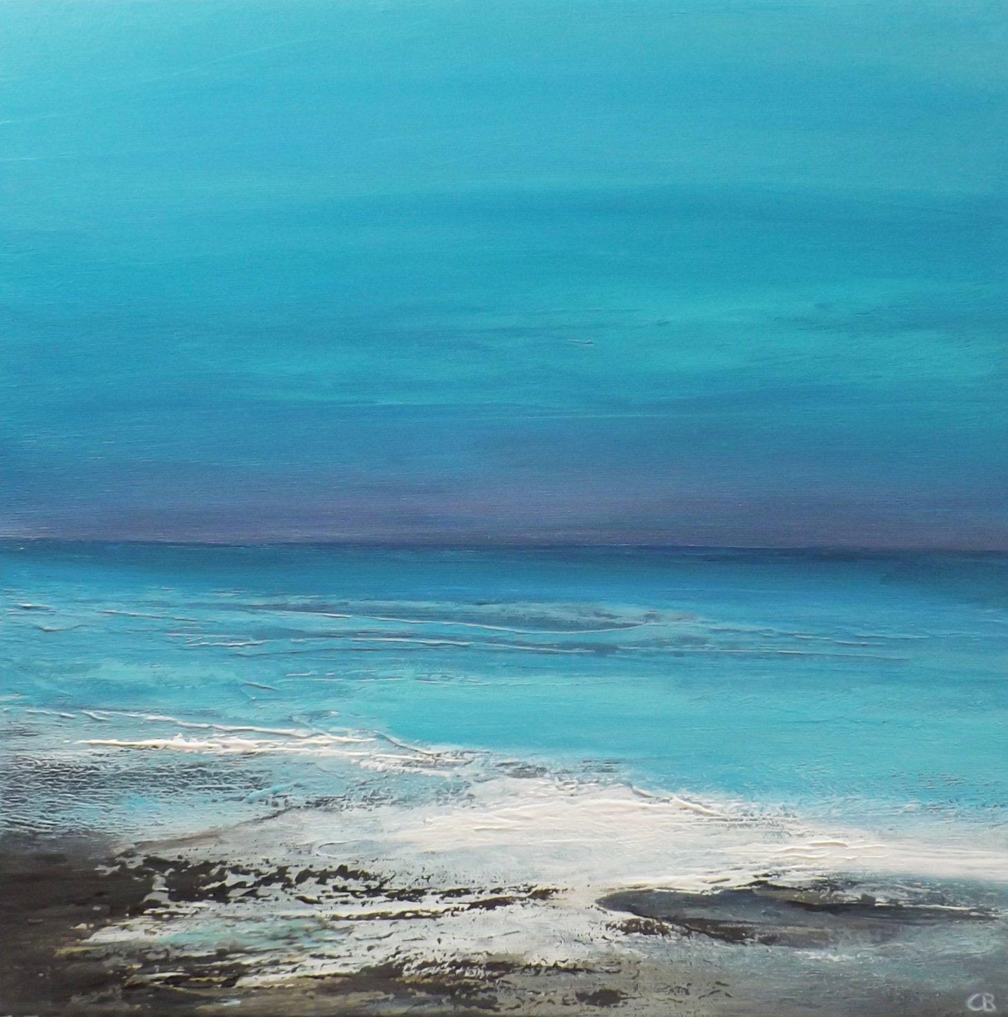 Buy Cornish Art Christine Brunnock Heatwave G