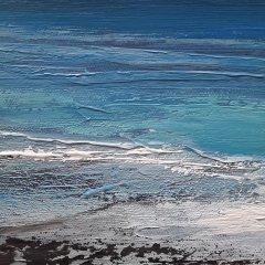Buy Cornish Art Christine Brunnock HeatwaveClose Up