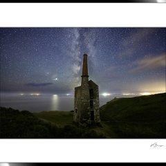 Buy Cornish Art Kieran Brimson Rinsey Starry Sky G
