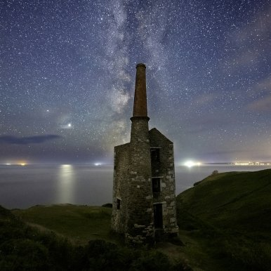 Buy Cornish Art Kieran Brimson Rinsey Starry Sky Primary 1