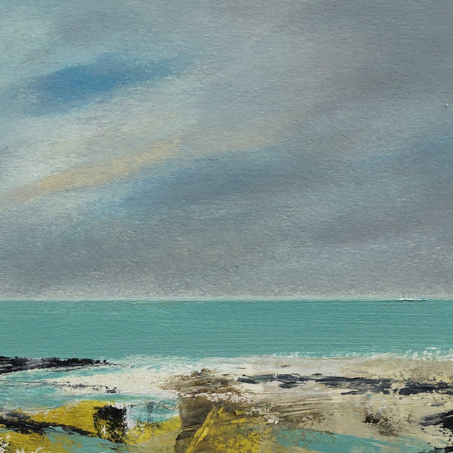 Buy Cornish Art Maggie Cochran Cornish Seas 4