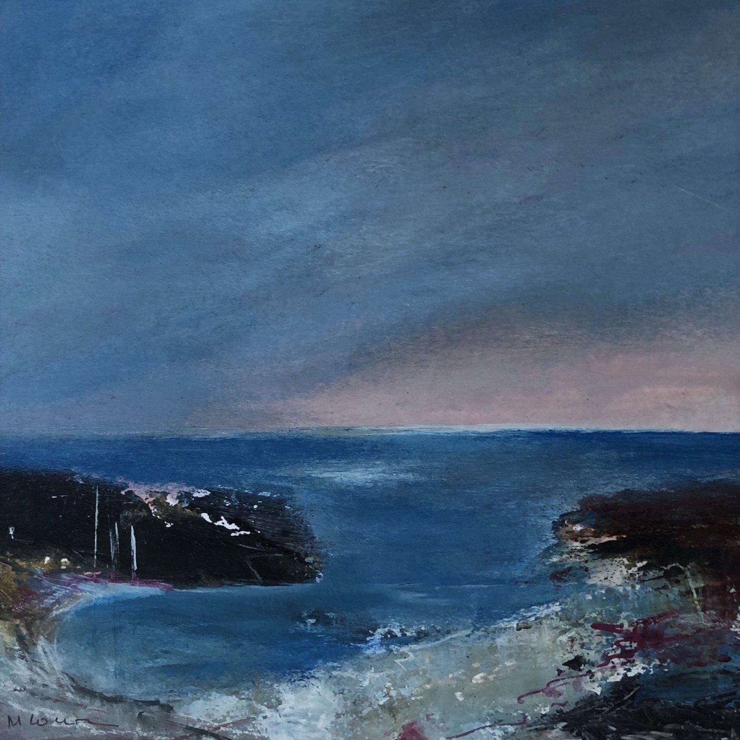 Buy Cornish Art Maggie Cochran Evening Glow