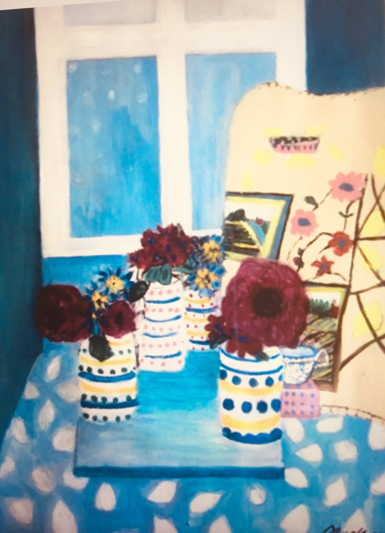 Judy Lusted Cornish Galleries The Pots