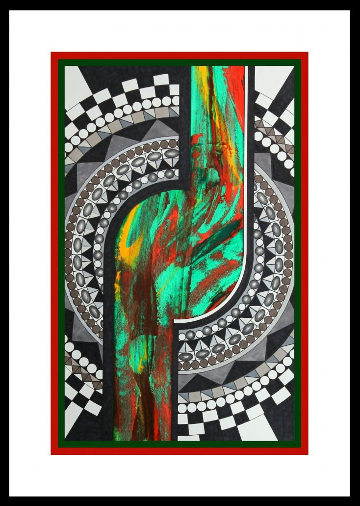 Knight Sherring ABSTRACT ROOTS 001