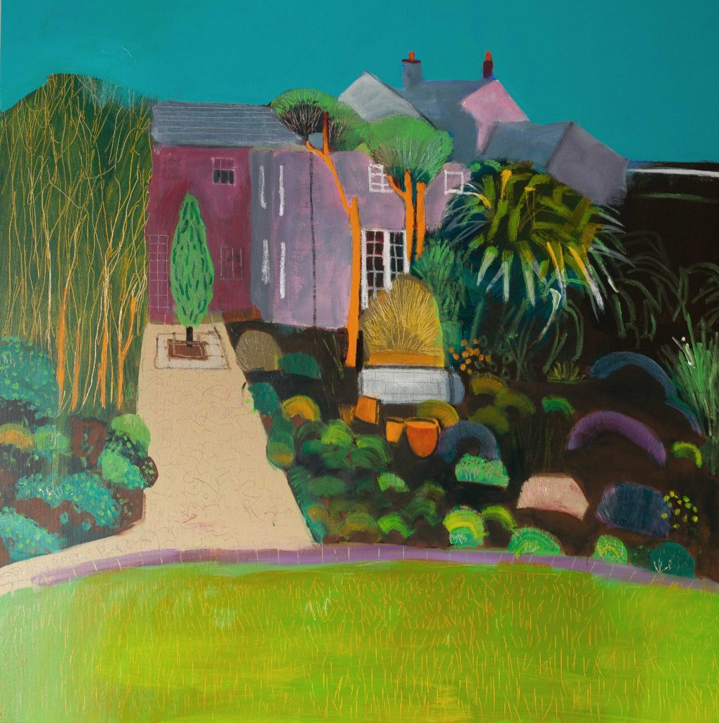 Roy Goodman - 7 Fore Street - Acrylic - Large