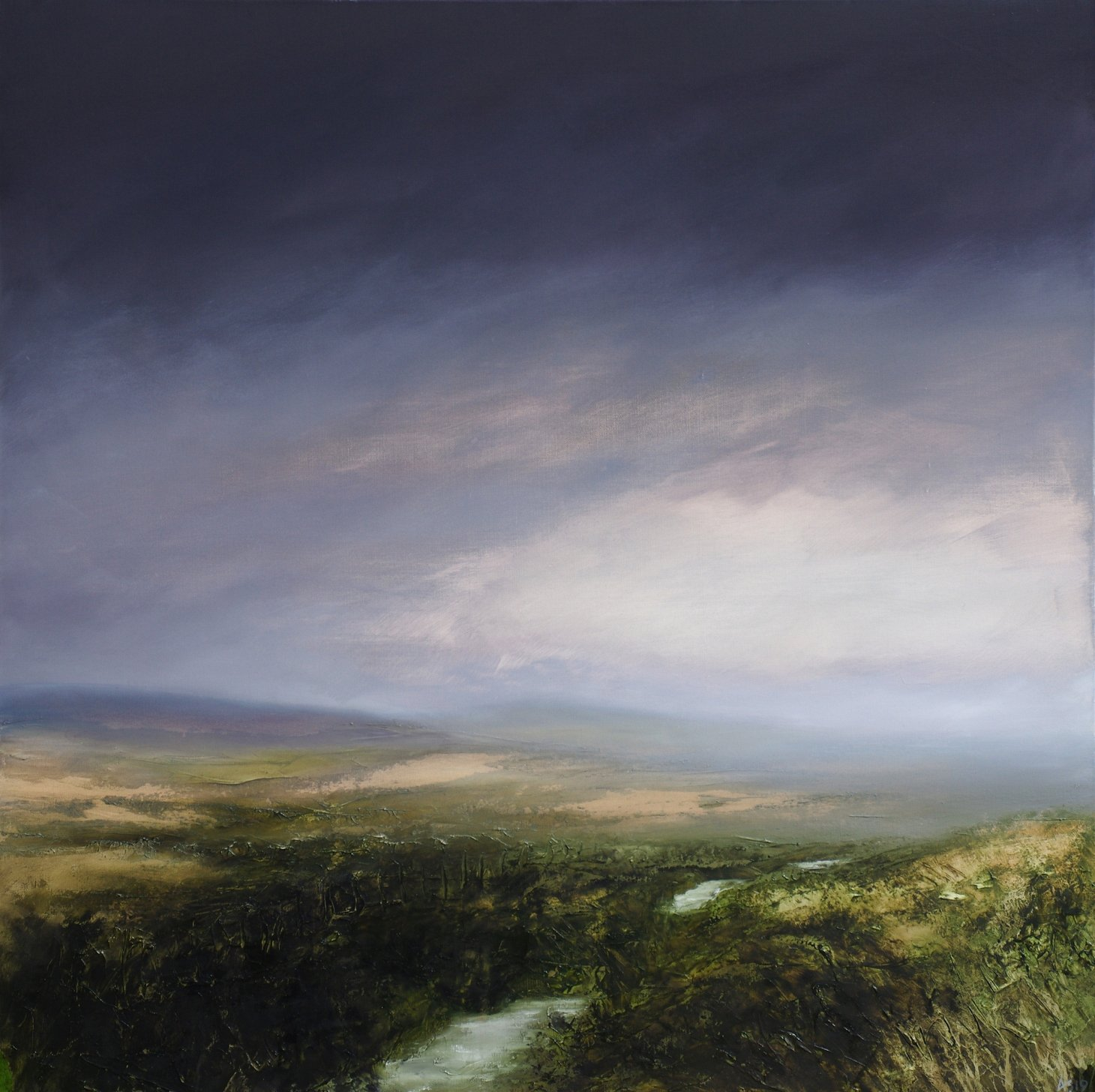 Buy Cornish Art Alan Stratford Wild Walk