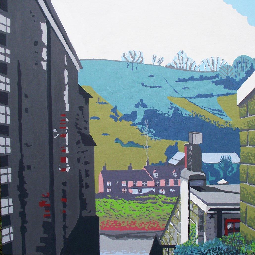 Buy Cornish Art Alan Taylor Calstock