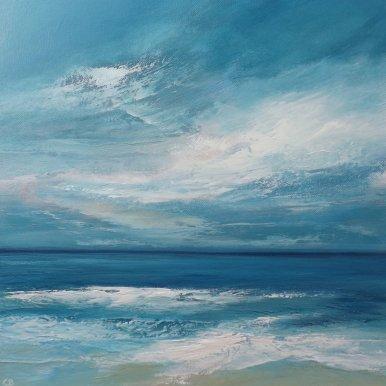 Buy Cornish Art Christine Brunnock Cornish Cloud
