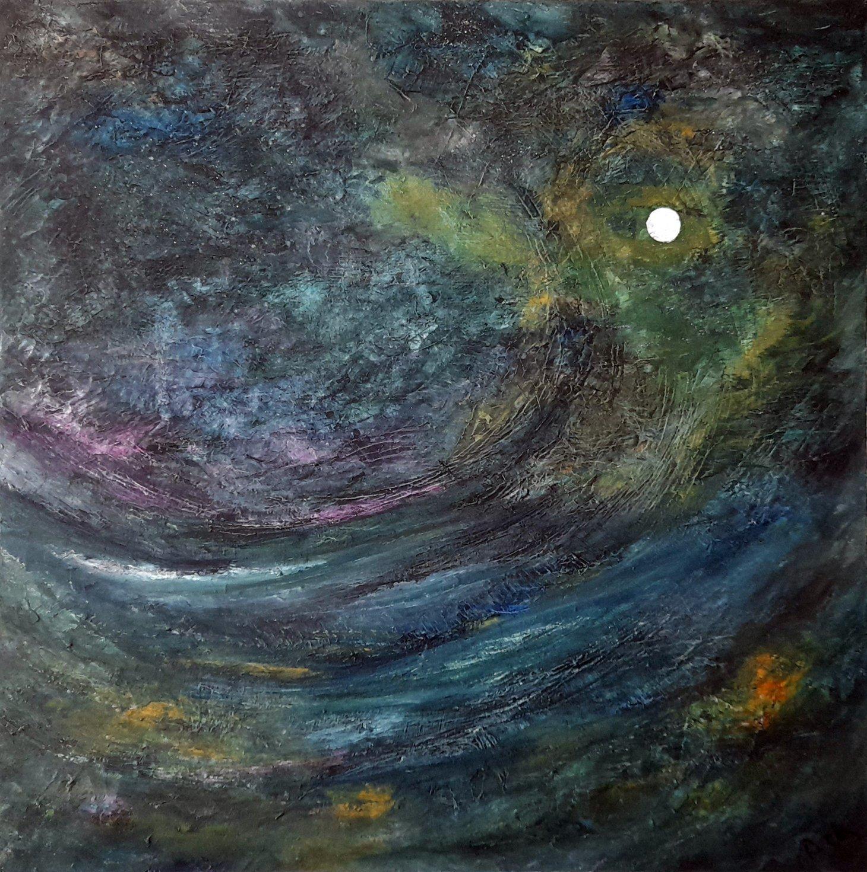 Buy Cornish Art Darren Paul Clark Smugglers Cove Main