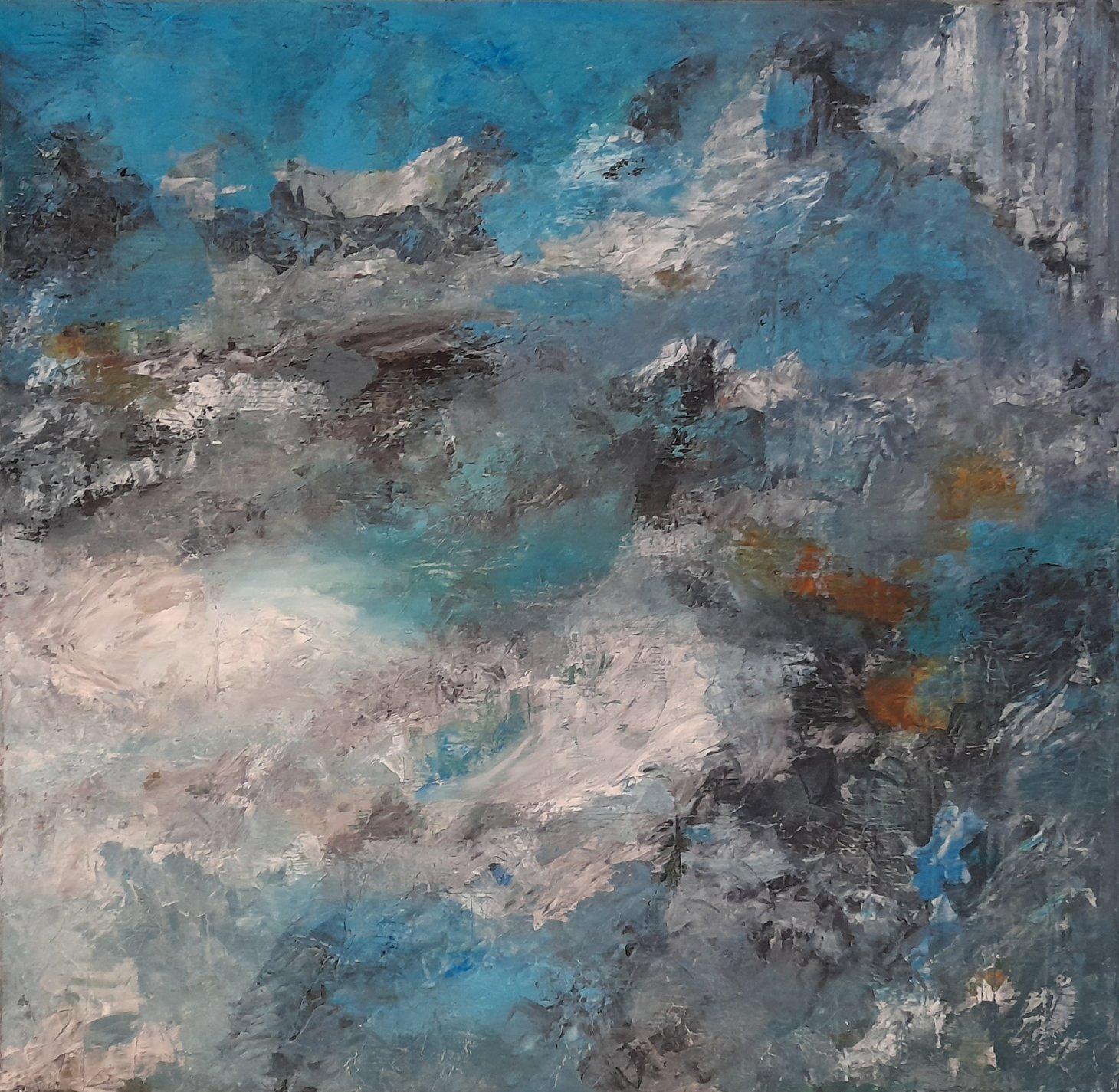 Buy Cornish Art Darren Paul Clark The Eye Of The Storm