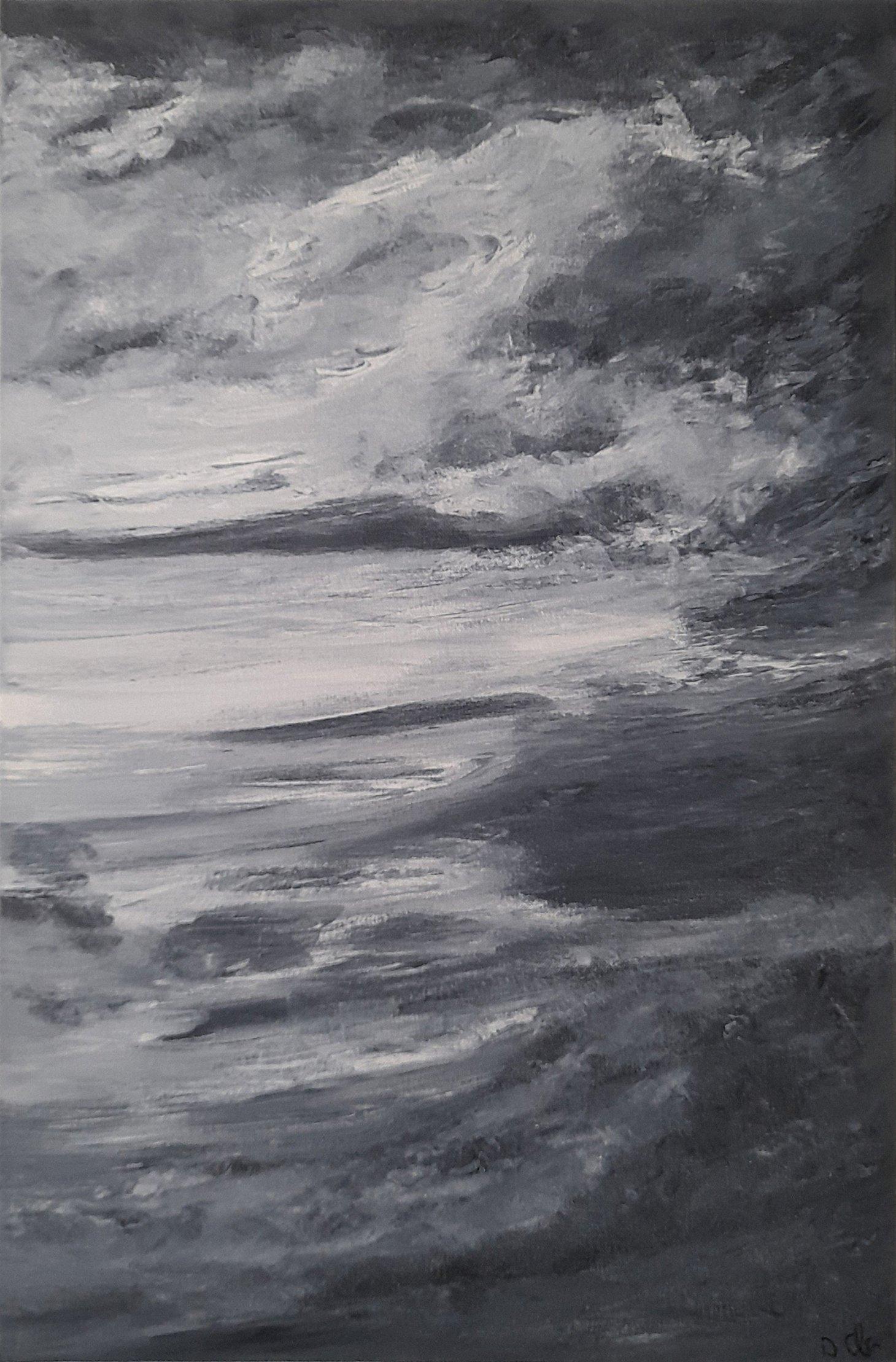 Buy Cornish Art Darren Paul Clarke Memories Of The Sea