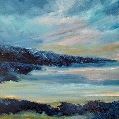 Buy Cornish Art Darren Paul Clarke Porthmeor Walk 2