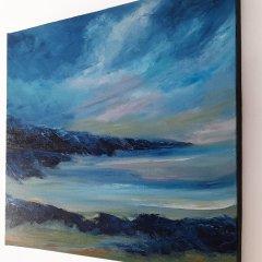Buy Cornish Art Darren Paul Clarke Porthmeor Walk 3
