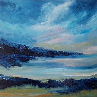 Buy Cornish Art Darren Paul Clarke Porthmeor Walk