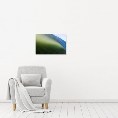 Buy Cornish Art Flow Motion Green Mr B In Situ