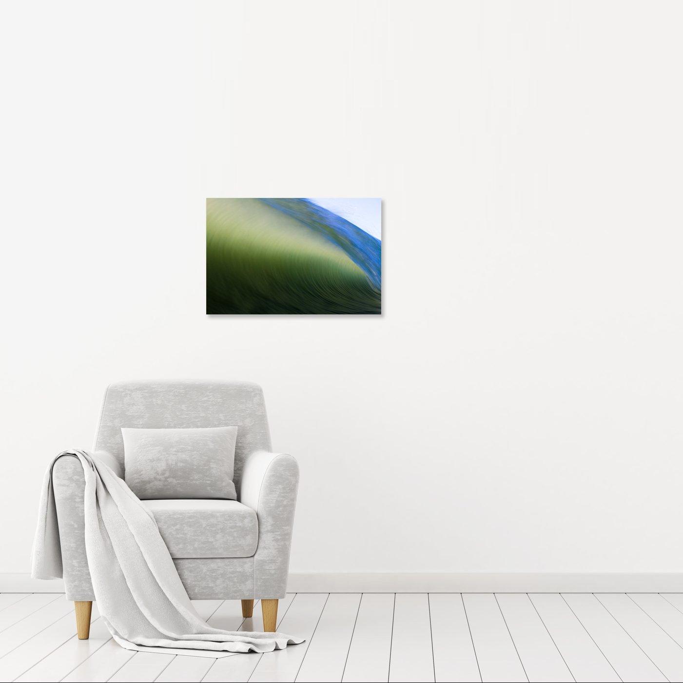 Buy Cornish Art Flow Motion Green Mr B In Situ
