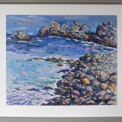 Buy Cornish Art Jim Carey Land Meets Sea