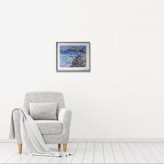 Buy Cornish Art Jim Carey Land Meets Sea In Situ