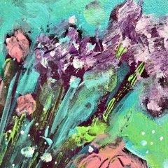 Buy Cornish Art Jo Salmon Floral Explosion 2