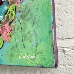 Buy Cornish Art Jo Salmon Floral Explosion 3