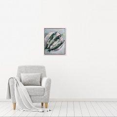Buy Cornish Art Jo Salmon Mackerel In Situ