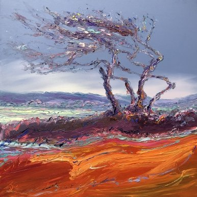 Buy Cornish Art Joe Armstrong Blowing In The Wind
