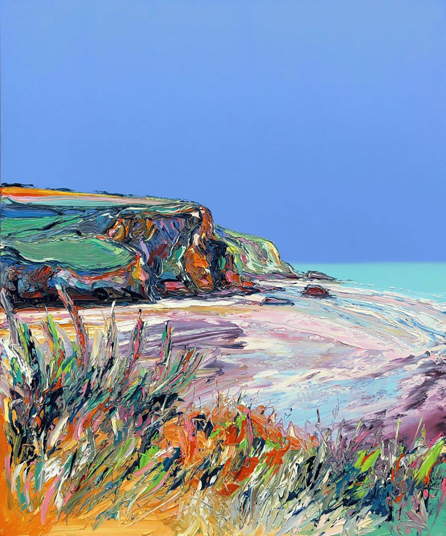 Buy Cornish Art Joe Armstrong Dancin Hedgerow Mawgan Porth