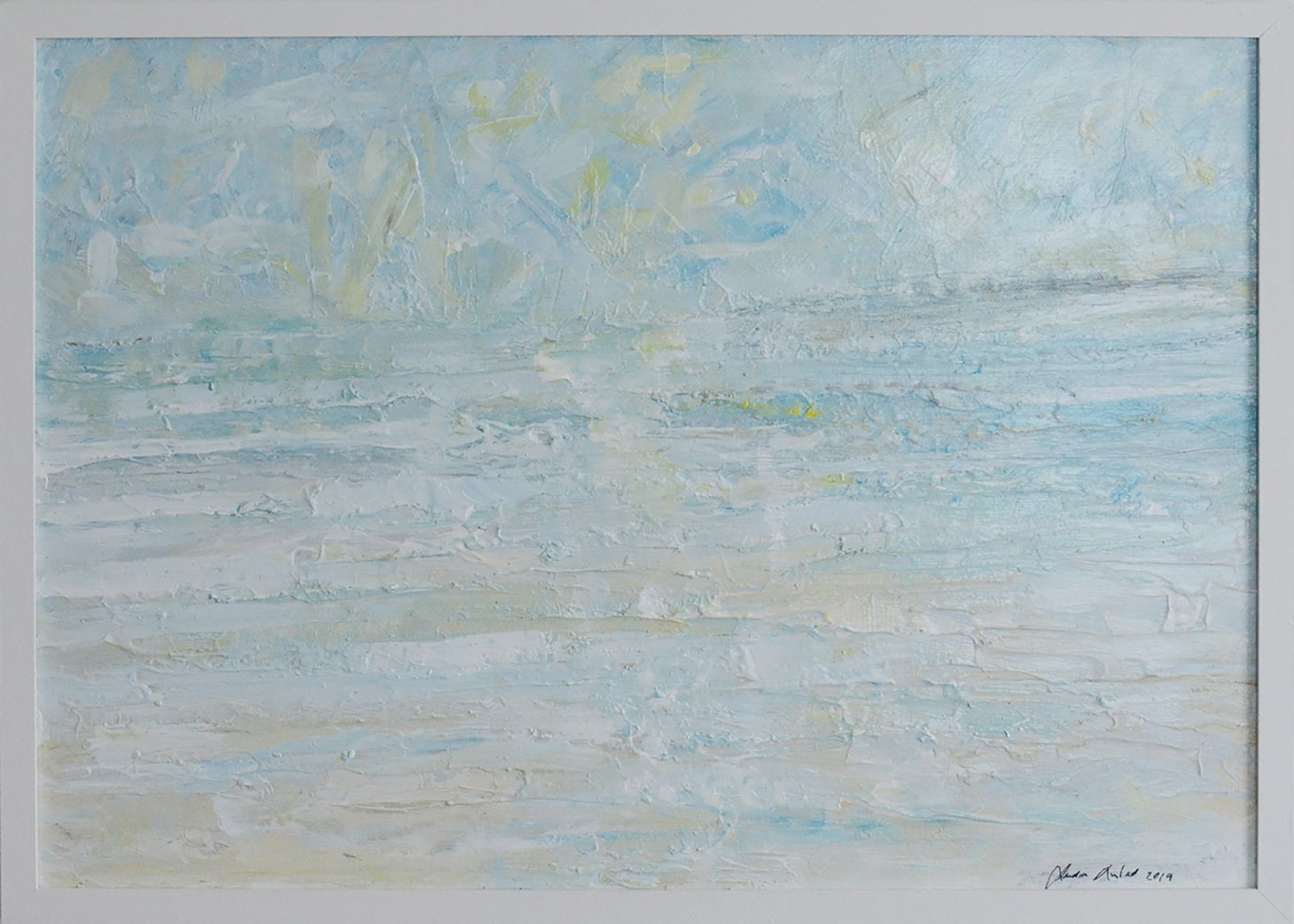 Judy Lusted - Afternoon Tide Gwithian