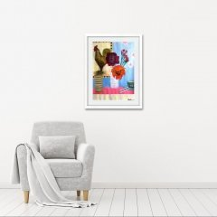 Buy Cornish Art Judy Lusted Cockerel Insitu