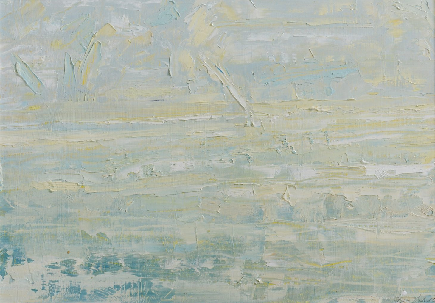 Judy Lusted - Gwithian Seas