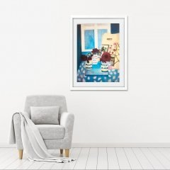 Buy Cornish Art Judy Lusted The Pots In Situ