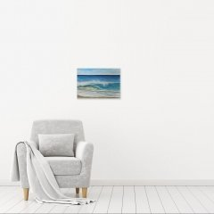 Buy Cornish Art Kerry Bletso Wave Watching In Situ