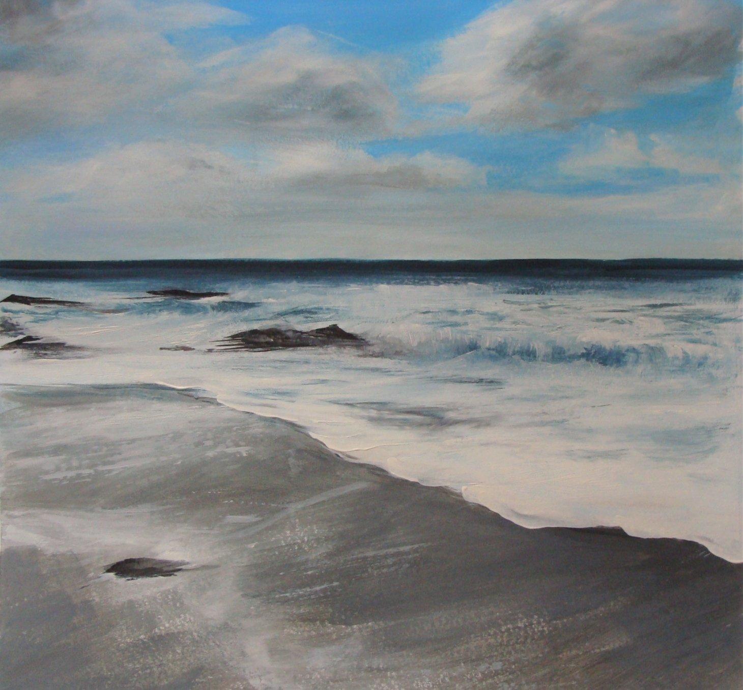 Buy Cornish Art Kerry Bletso Rocky Shore Primary.jpg