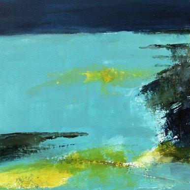 Buy Cornish Art Maggie Cochran Cornish Seas 16 Main