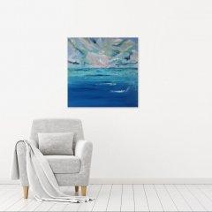 Buy Cornish Art Marielle A Sea Of Colours In Situ