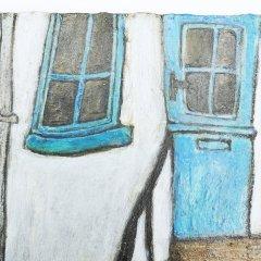 Buy Cornish Art Mark Dickens Down Bethesda Hill Close Up 3