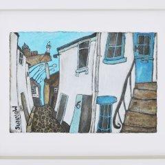 Buy Cornish Art Mark Dickens Down Bethesda Hill Primary. Jpeg
