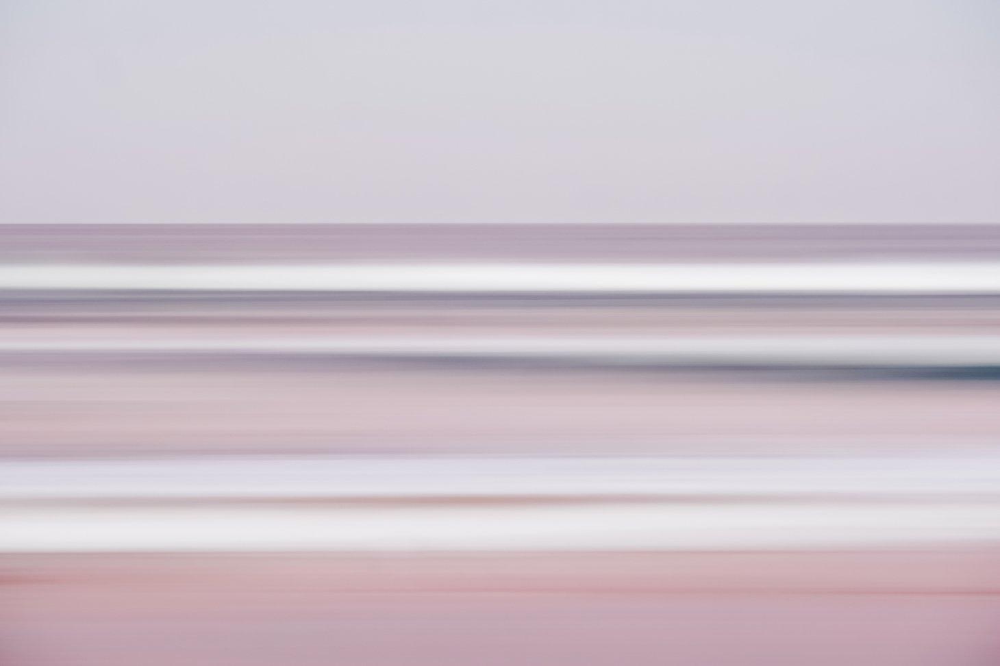 Buy Cornish Art Matt Keeble Pink Beach Main S