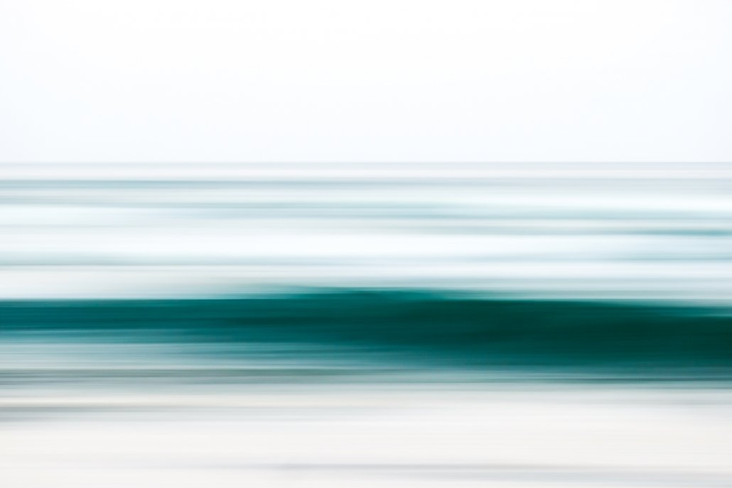 Buy Cornish Art Matt Keeble Turquoise Stripe