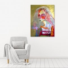 Buy Cornish Art Melanie Young Woman Gazing In Situ