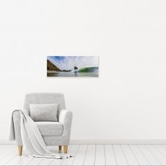Buy Cornish Art Mr B Wave Beneath The Rock In Situ