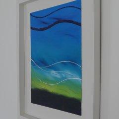 Buy Cornish Art Phil Ford Aerial Wave N0 1 Frame Side