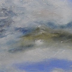 Buy Cornish Art Phil Ford Clouds Over Constantine Bay Detail