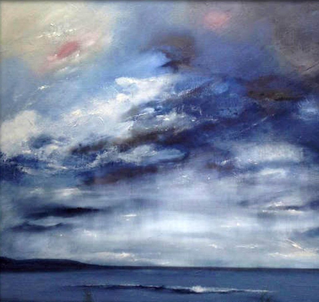 Buy Cornish Art - Phil Ford - Clouds Over St Ives