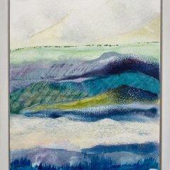 Buy Cornish Art Sara Owen Low Tide Teignmouth Framed