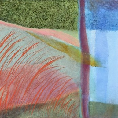 Buy Cornish Art Sara Owen Grasses In The Field Primary