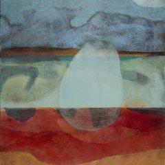 Buy Cornish Art Sara Owen Pebbles Pendower Beach
