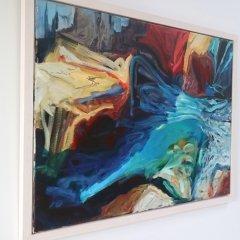 Buy Cornish Art Tony Minnion At The Base Of The Cliff Cligga Cove Angled