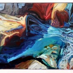 Buy Cornish Art Tony Minnion At The Base Of The Cliff Cligga Cove Primary